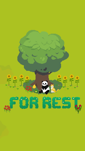#For_rest : healing in forest