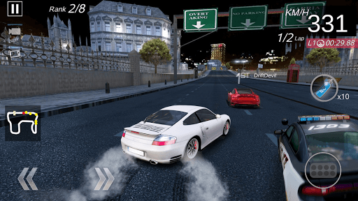 City Drift Legends- Hottest Free Car Racing Game
