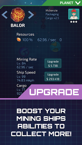 Idle Planet Miner [19659016] Idle Planet Miner