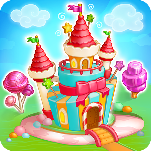 Candy Farm: Magic Cake Town & Cookie Dragon Story V1.27