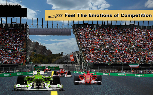 Extreme Formula One Racing Rivals