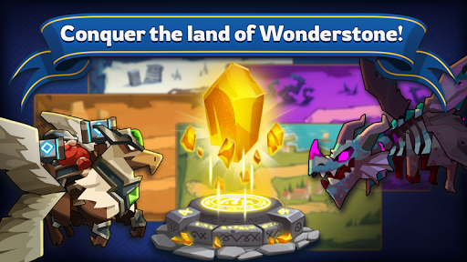 The Wonder Stone: Hero Merge Defense Clan Battle