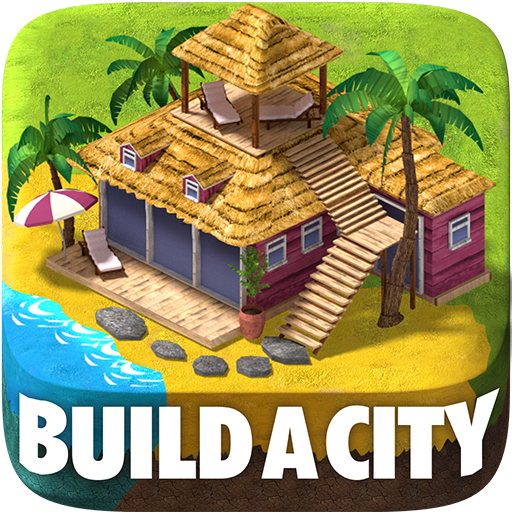 Town Building Games: Tropic City Construction V1.2.10 (Mod