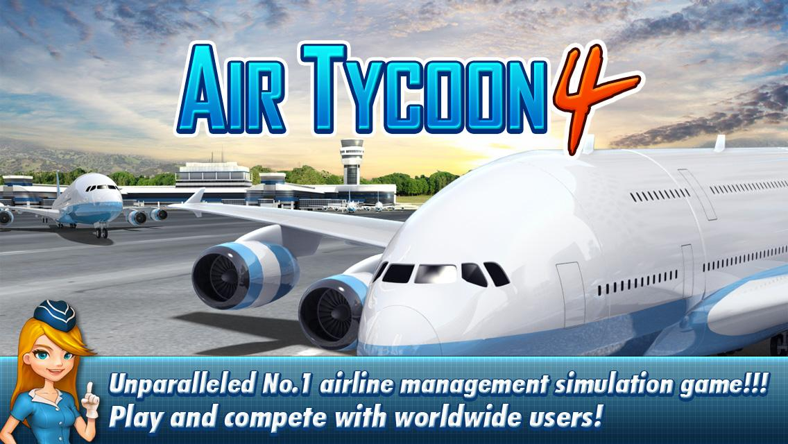 AirTycoon 4 Apk image1