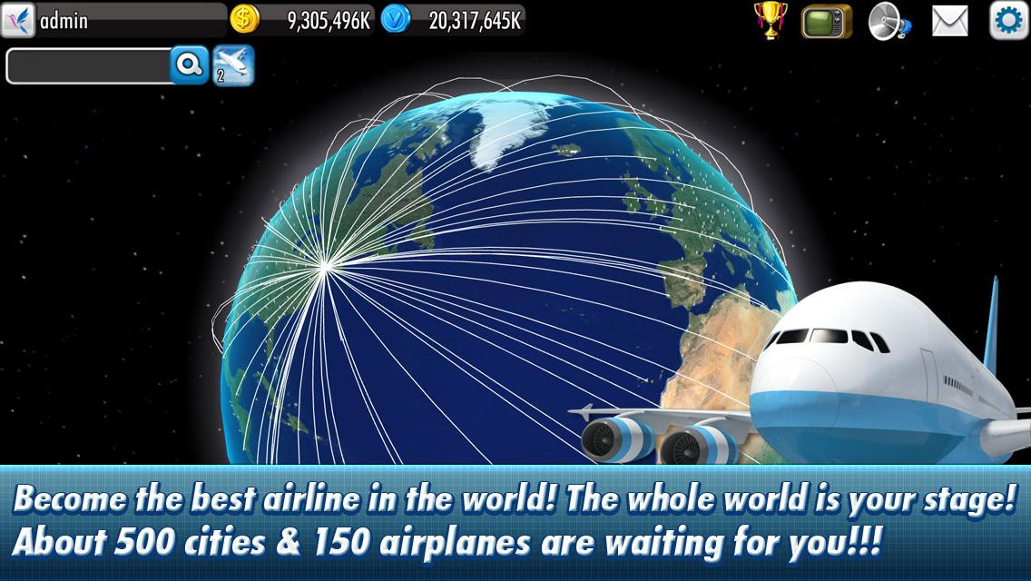 AirTycoon 4 Apk image2
