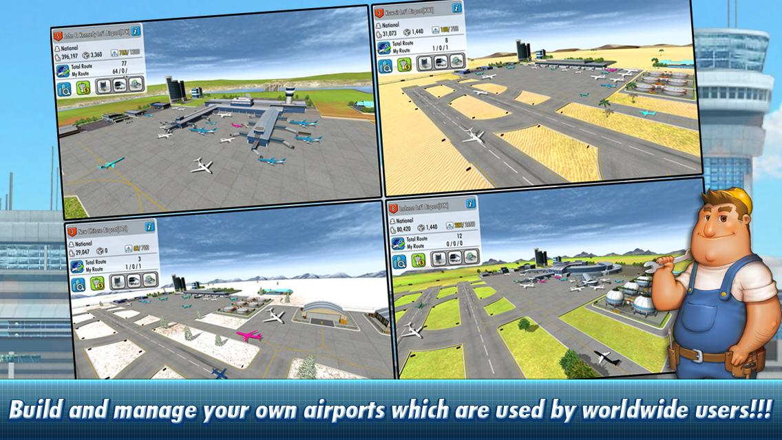 AirTycoon 4 Apk image4