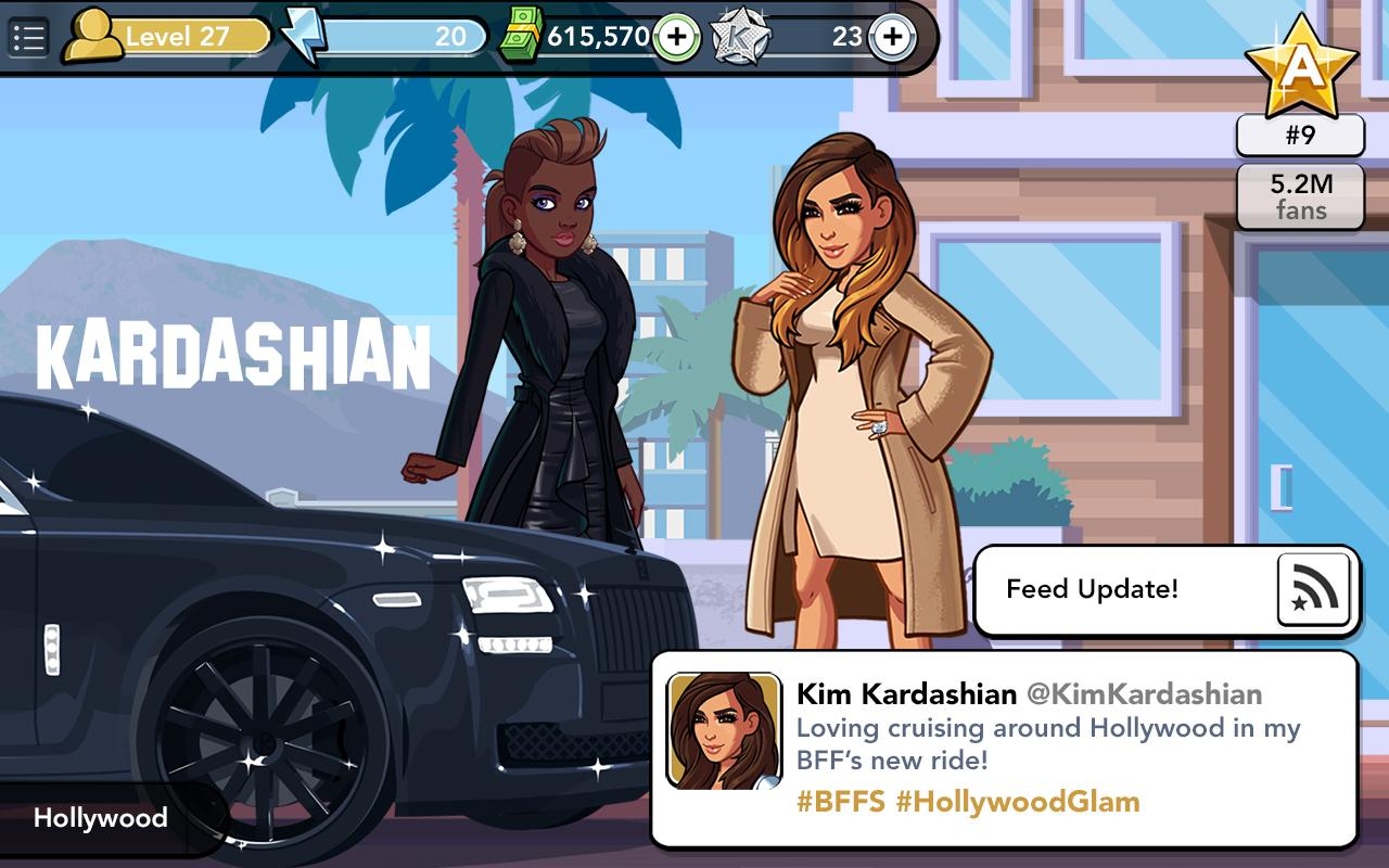 KIM KARDASHIAN HOLLYWOOD7