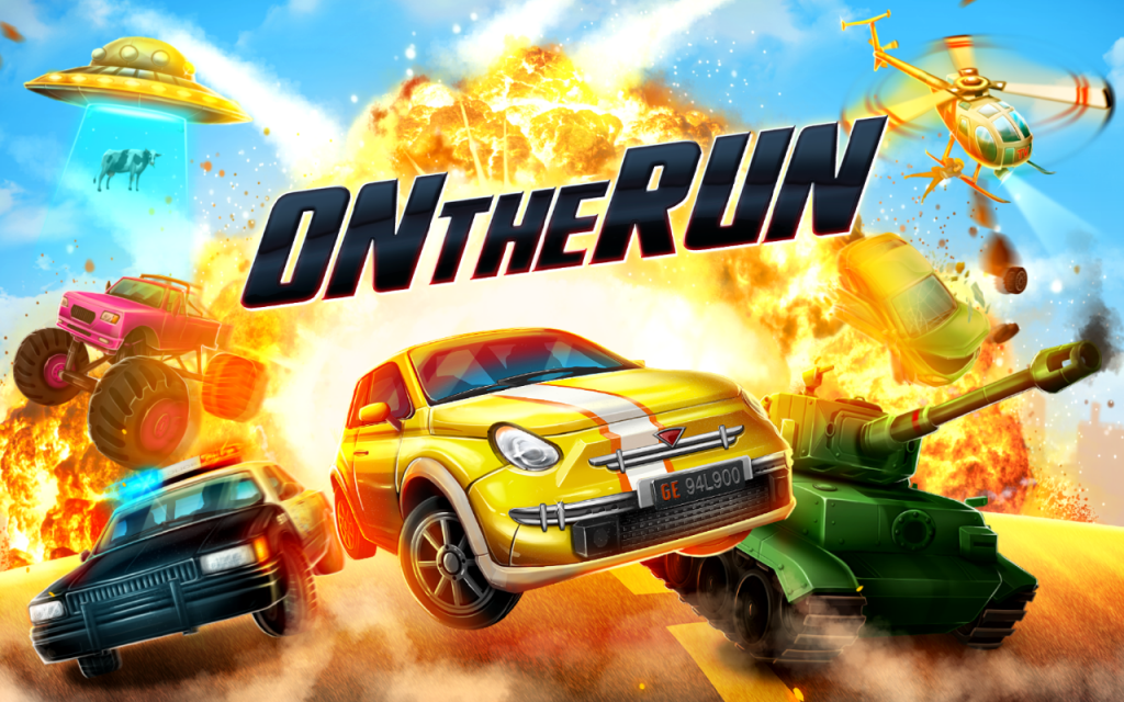 On The Run images1