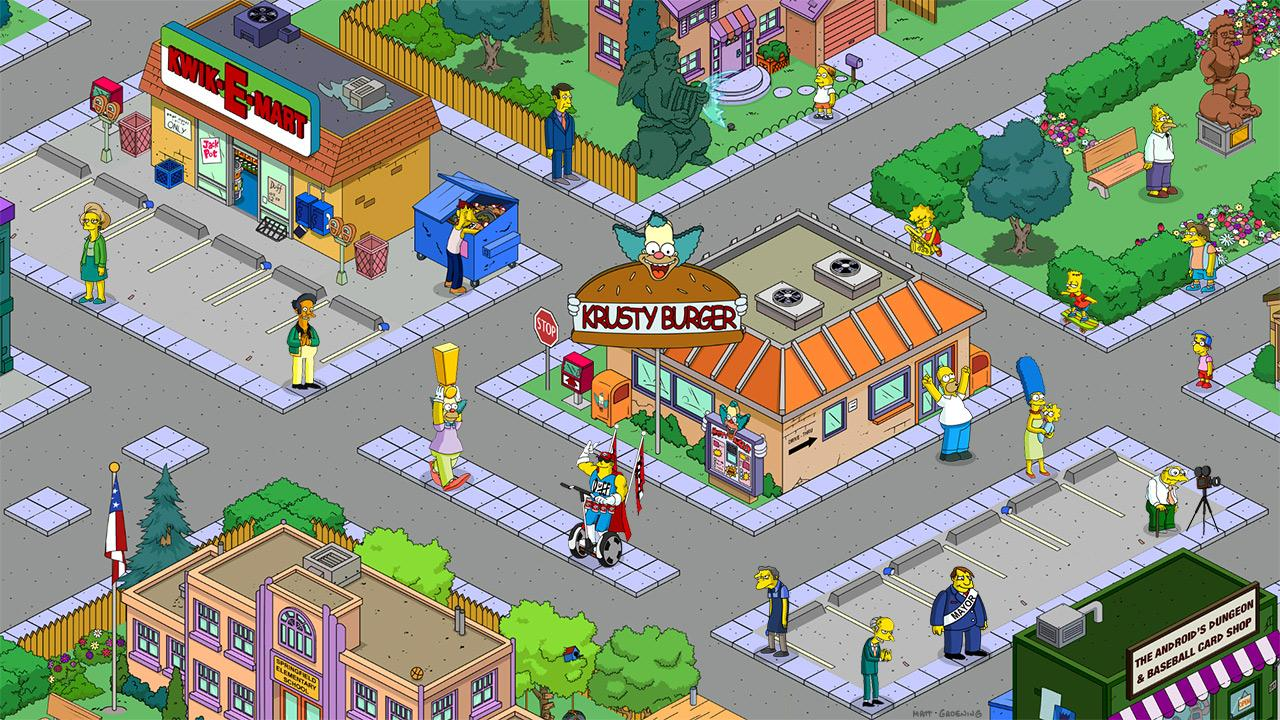The Simpsons™ Tapped Out image4