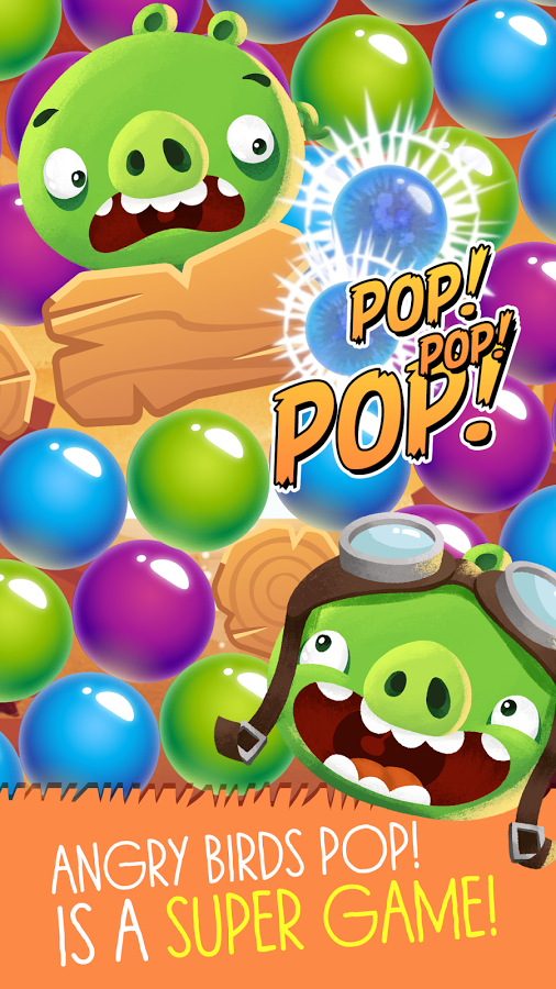 Angry Birds POP Bubble Shooter1