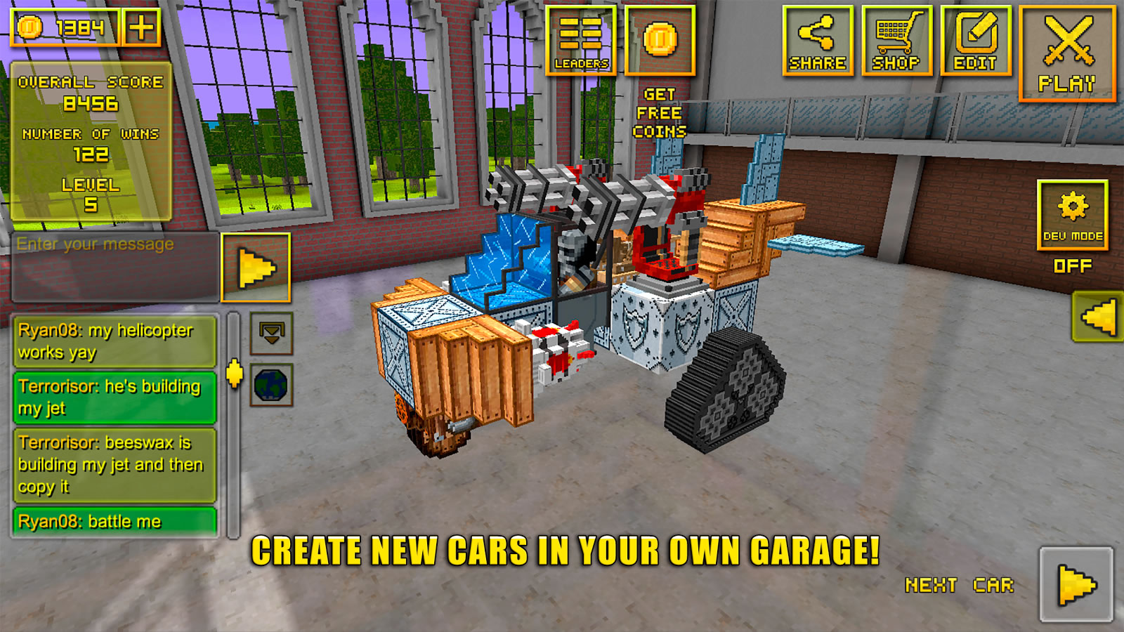 Blocky Cars Online2