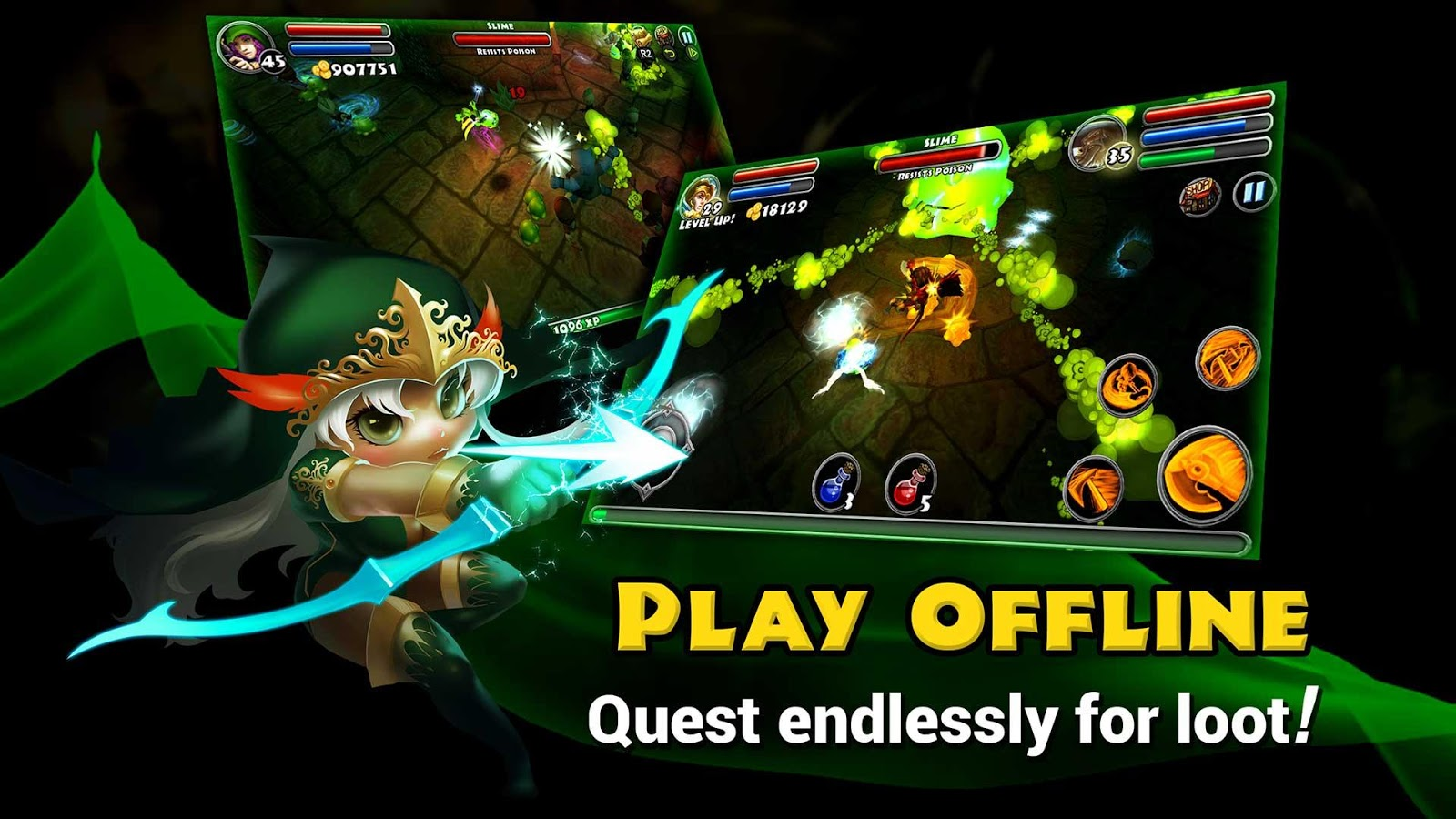 Dungeon Quest 2