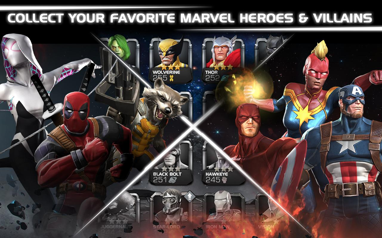 MARVEL Contest of Champions 8