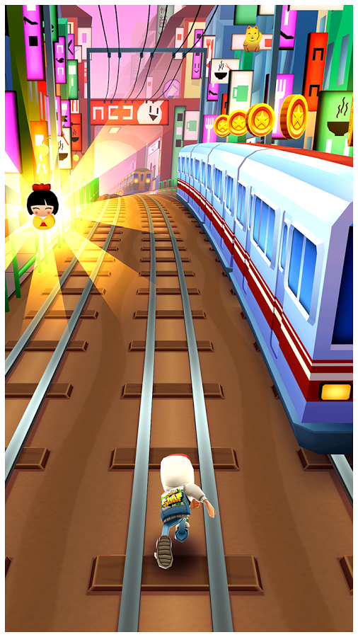 download subway surfers mod apk versi terbaru