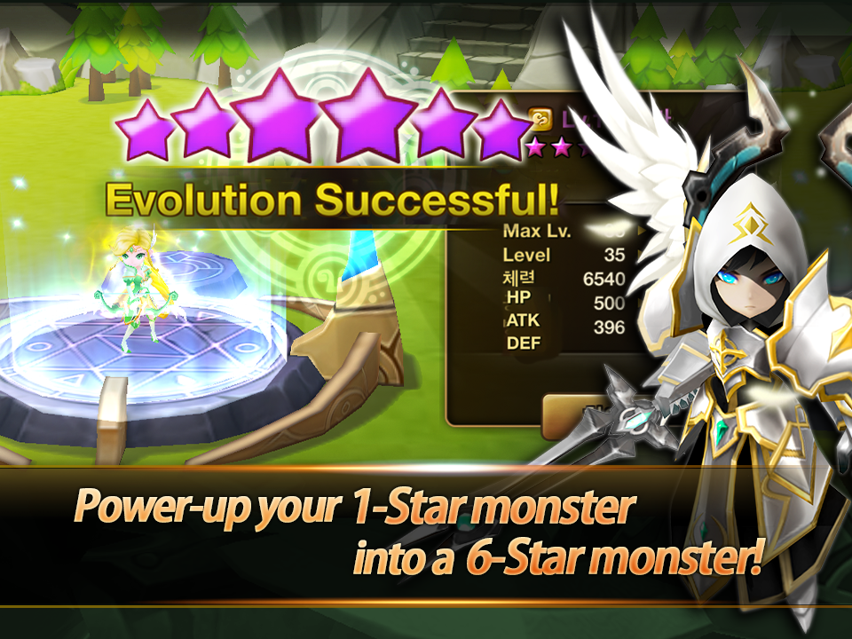 Summoners War Sky Arena 3