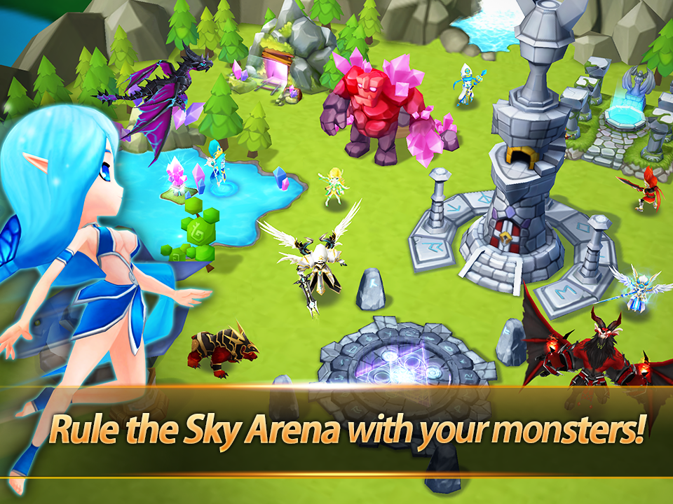 Summoners War Sky Arena 6