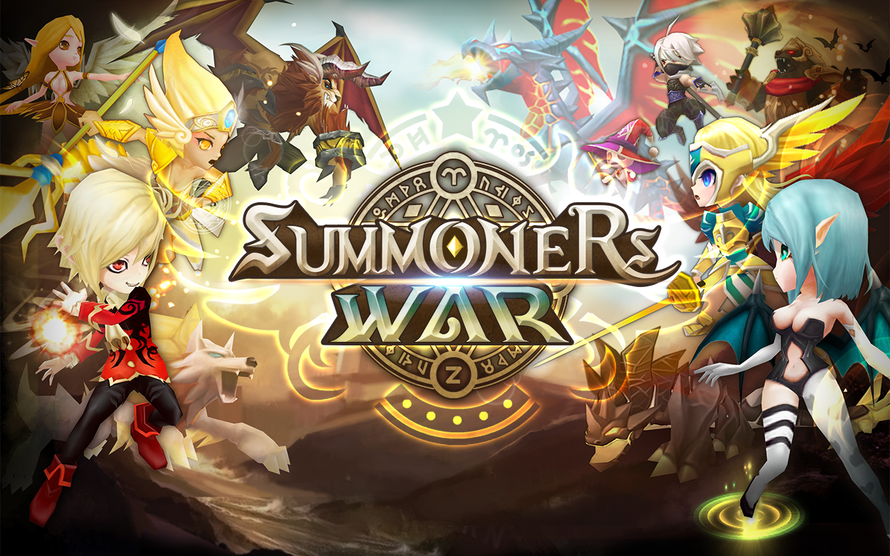 Summoners War Sky Arena 7