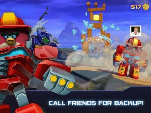 Angry Birds Transformers 4