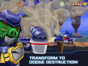 Angry Birds Transformers 5