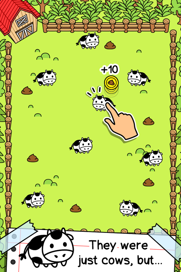 Cow Evolution - Clicker Game 1