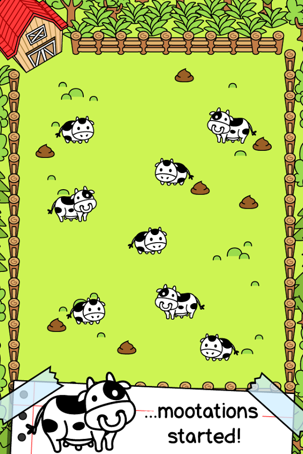 Cow Evolution - Clicker Game 2