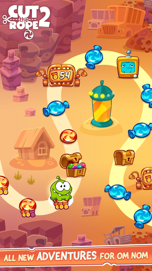 Cut the Rope 2 - 6