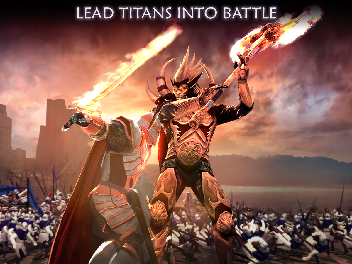 Dawn Of Titans 6