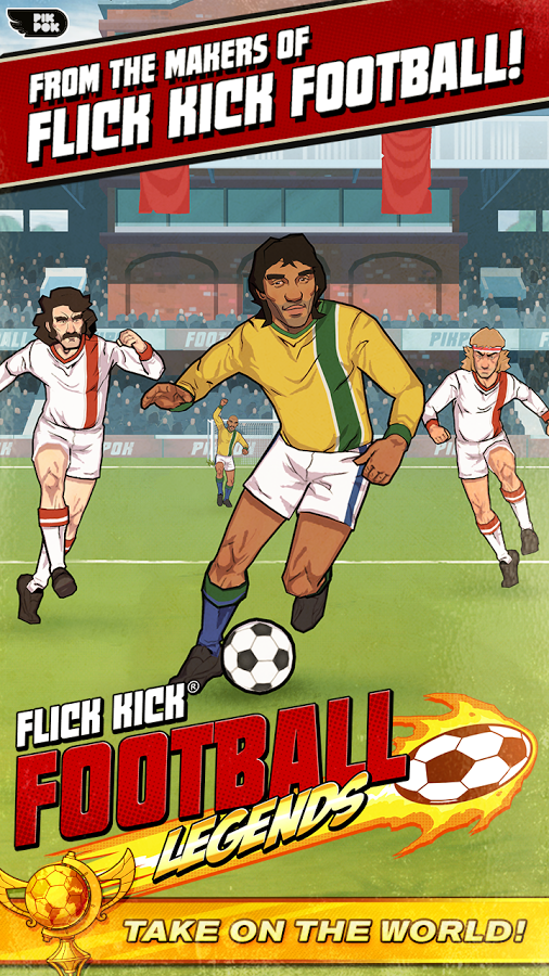Flick Kick Football Legends 1