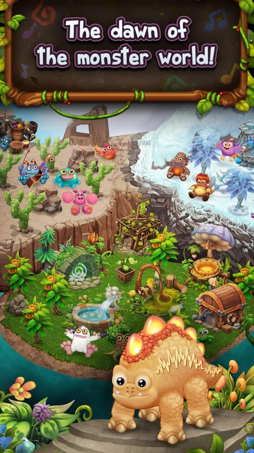My Singing Monsters Dawn Of Fire 1