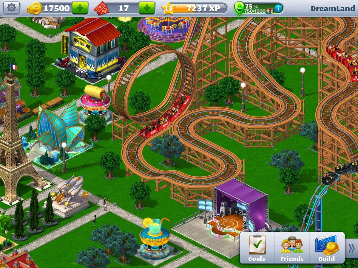 RollerCoaster Tycoon® 4 Mobile 2