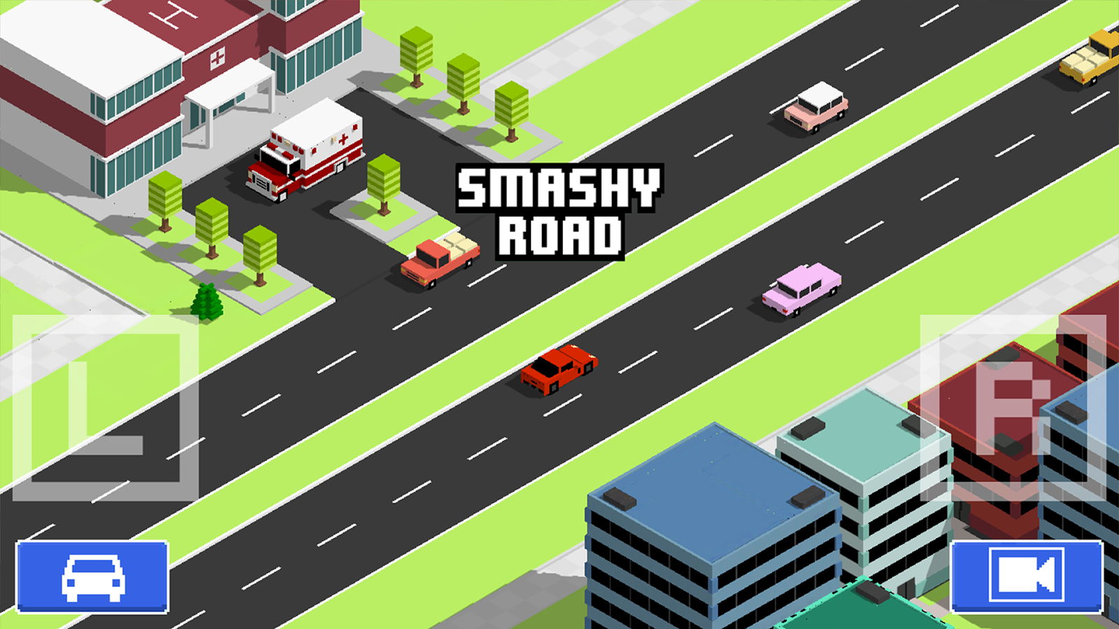 Smashy Road Wanted 3