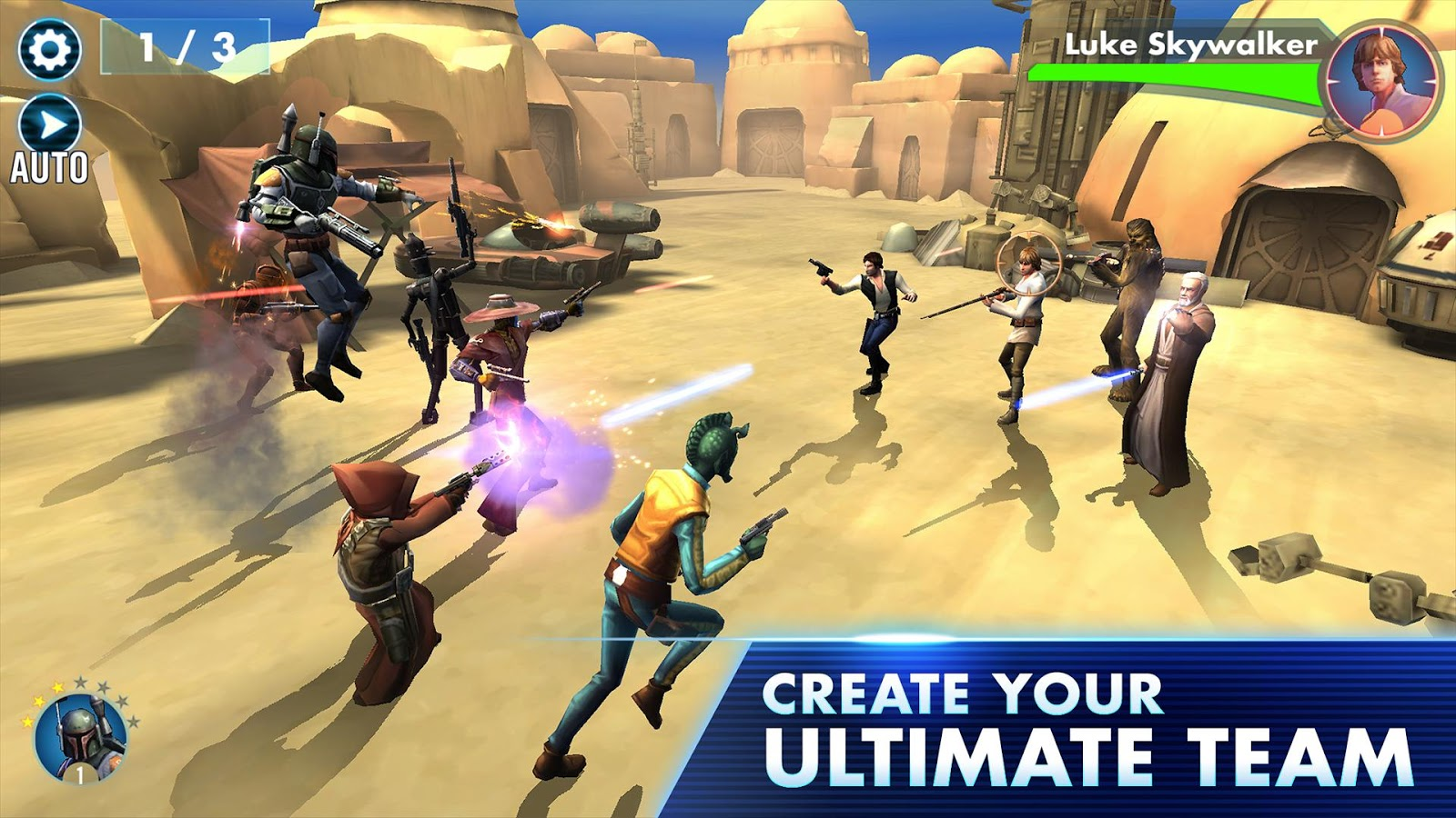 Star Wars™ Galaxy of Heroes 1