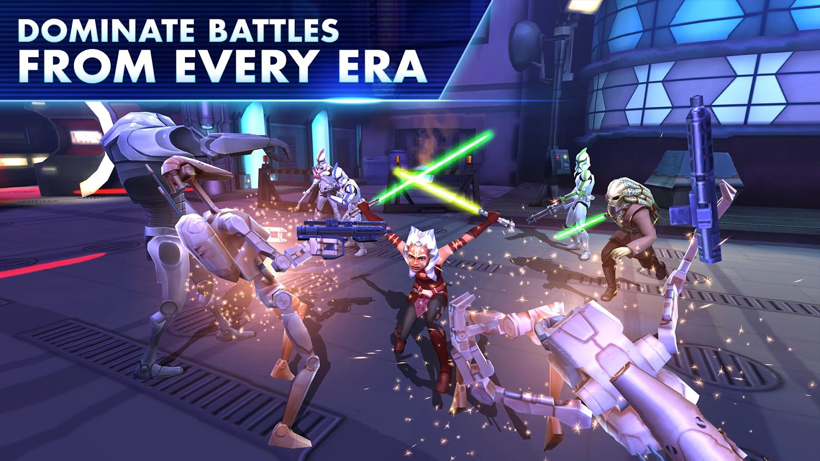 Star Wars™ Galaxy of Heroes 3