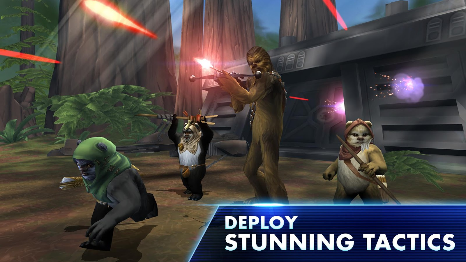 Star Wars™ Galaxy of Heroes 4