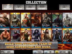 WWE Immortals 4