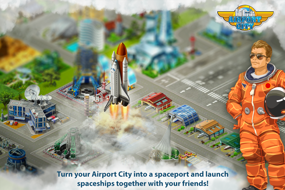 Airport City 4