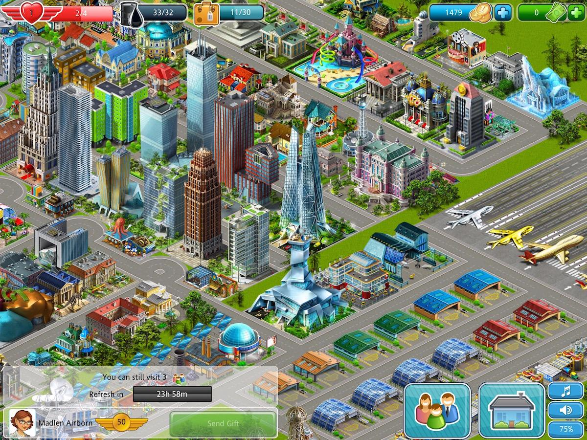 Airport City 6