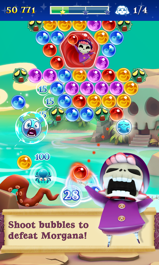 Bubble Witch 2 Saga 3