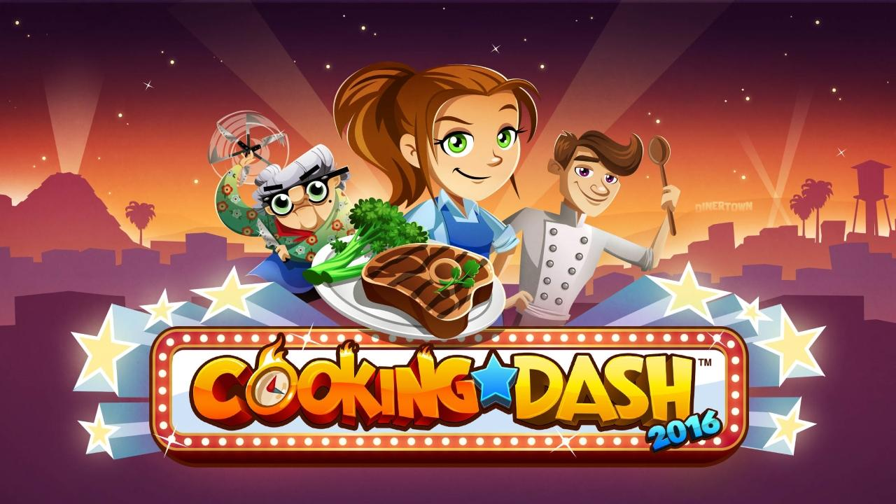 COOKING DASH 2016 - 5