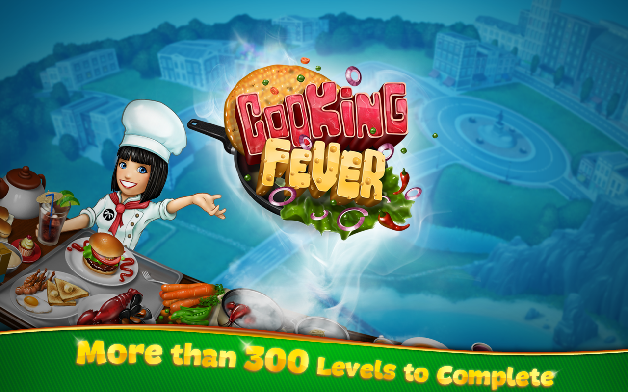 Cooking Fever 4