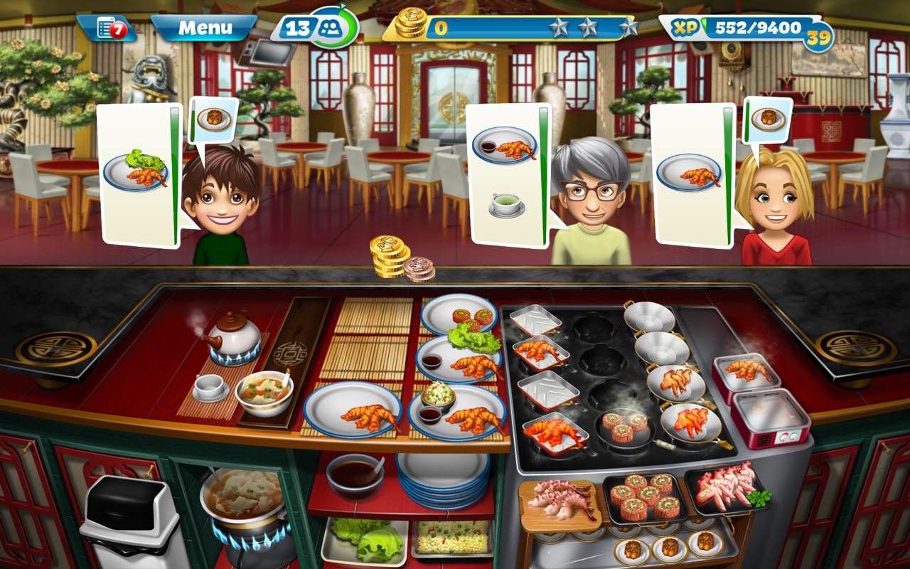 Cooking Fever 6
