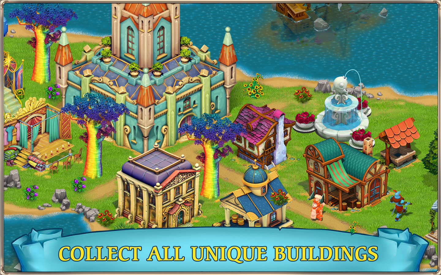 Fairy Kingdom World of Magic 4