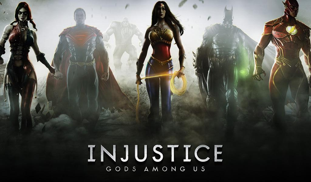 Injustice Gods Among Us 1
