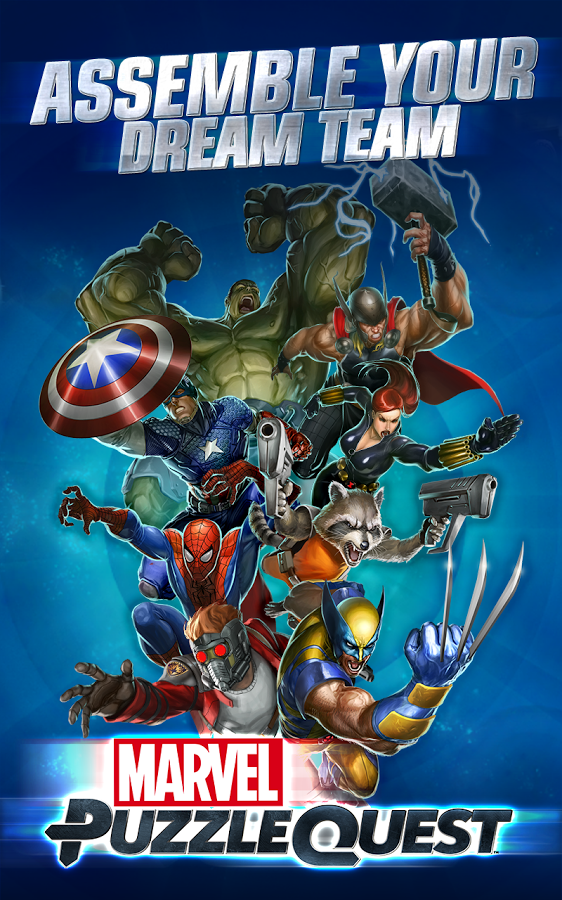 Marvel Puzzle Quest 1