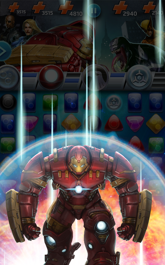 Marvel Puzzle Quest 7