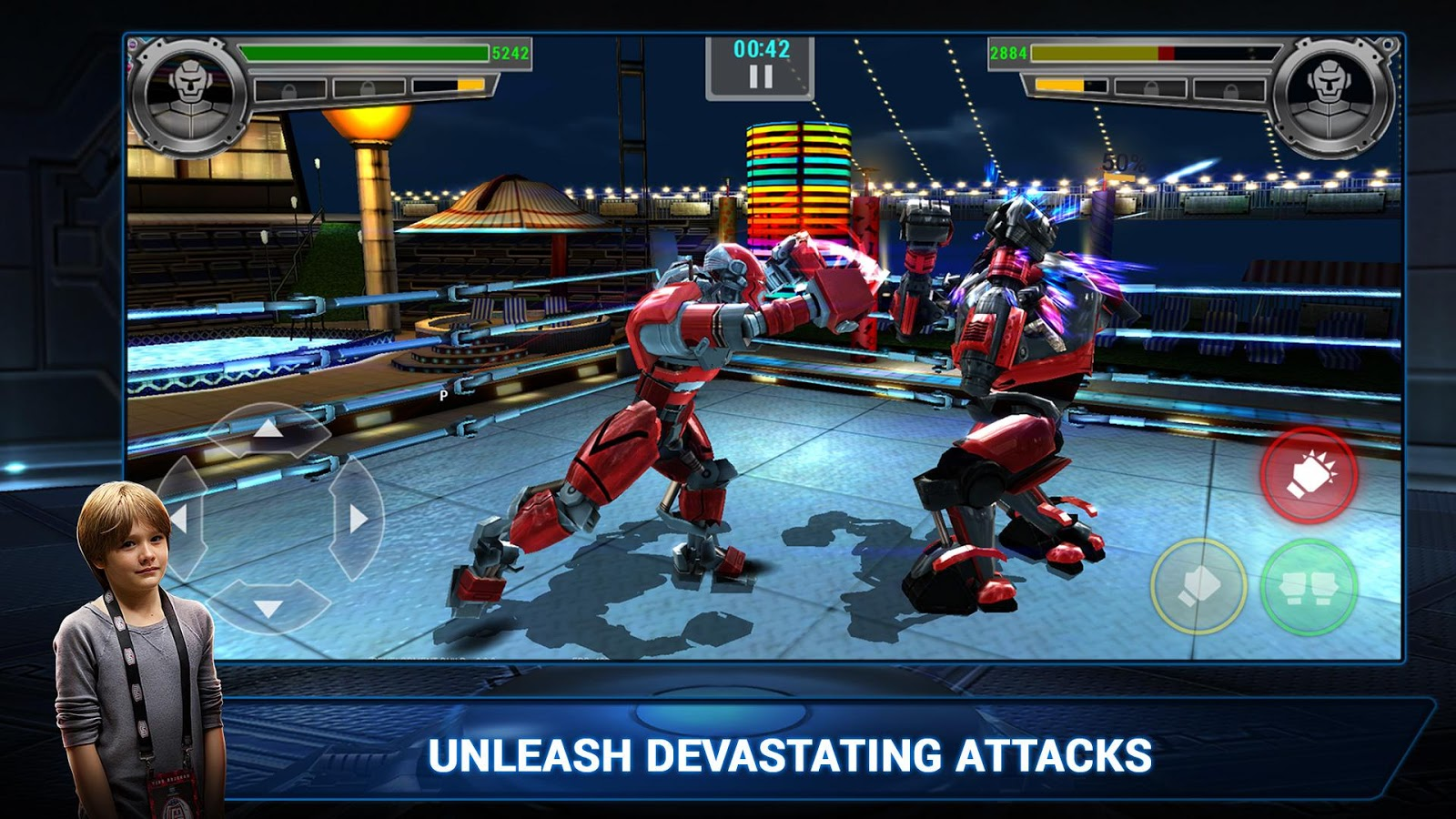 Real Steel Champions 5