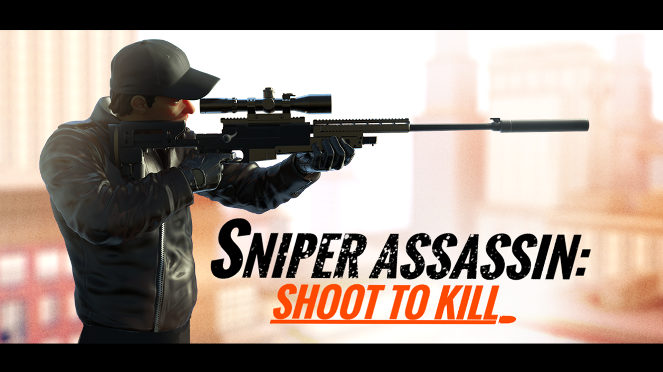 Sniper 3D Assassin Free Games 1-6