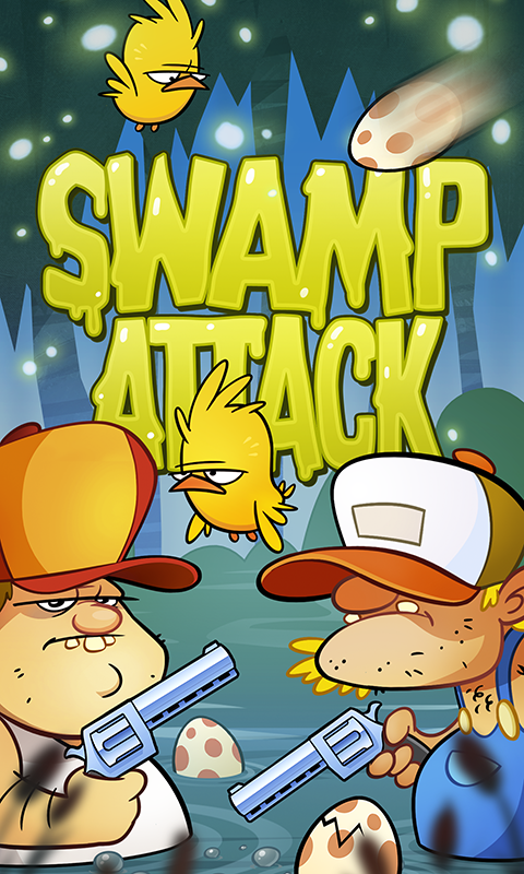 Swamp Attack 1