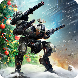 war robots mod apk unlimited money and gold