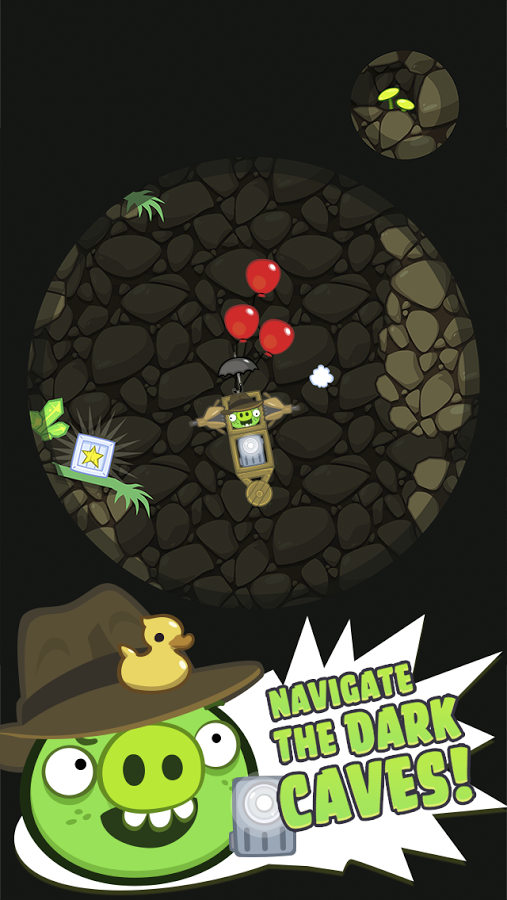 Bad Piggies HD 4